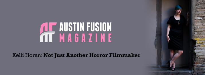 Kelli Horan featured in Austin Fusion Magazine!