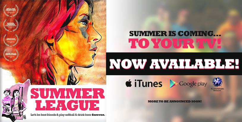 Summer League is now available on VOD!